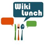 Wiki lunch logo
