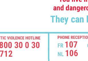 Confinement et violence domestique
