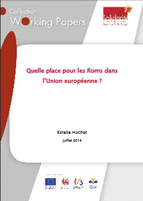 image couverture quelle place pour les roms dans l UE